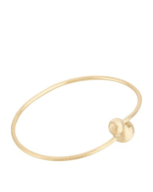 Marco Bicego | Metallic Africa Gold Boule Bangle | Lyst