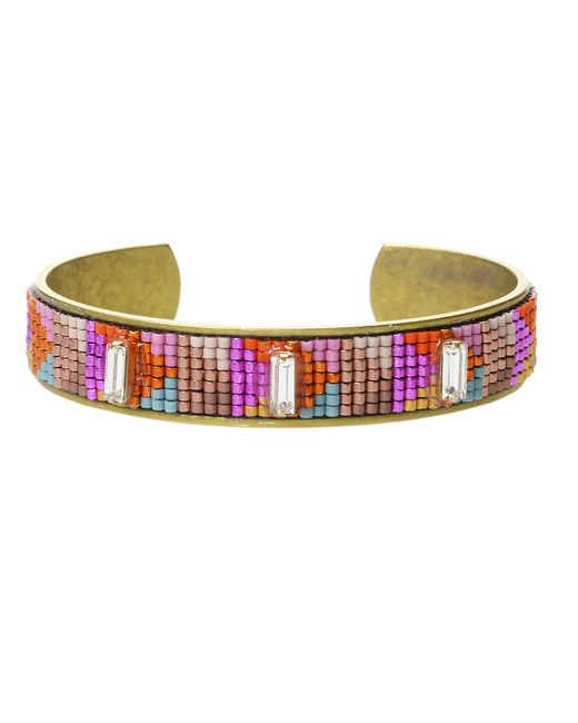 Jill Golden | Metallic Fractal Pink | Lyst