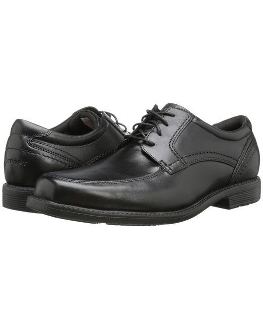 Rockport   Black Style Leader 2 Apron Toe for Men   Lyst