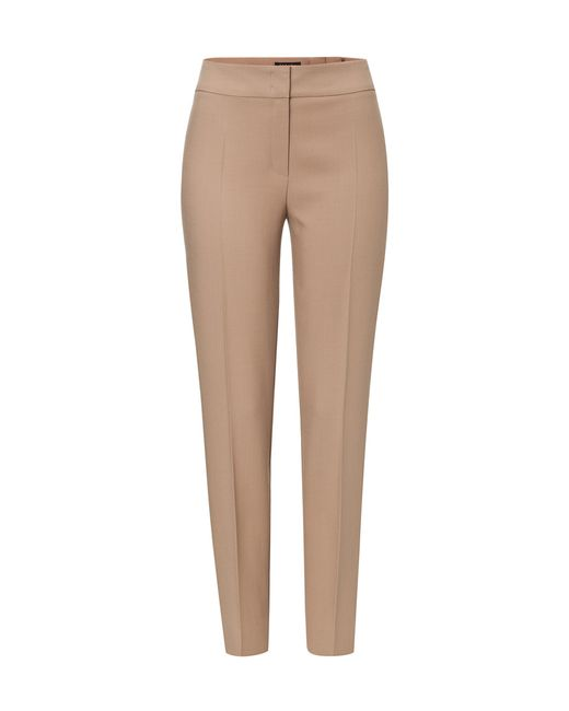 ESCADA | Brown Pants Tina | Lyst