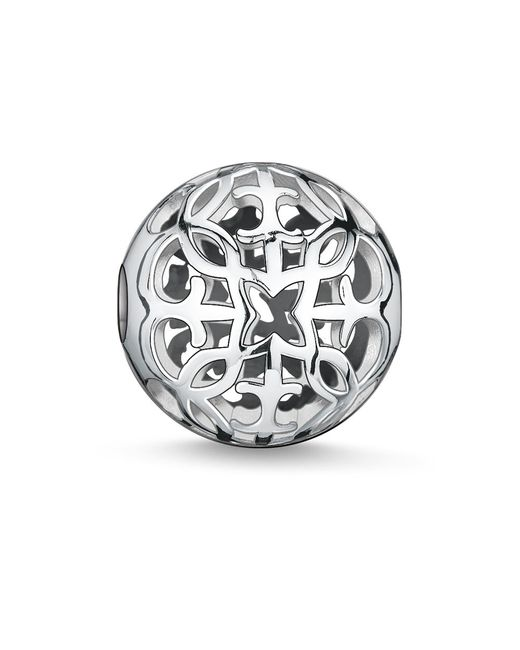 Thomas Sabo | Metallic Karma Bead Arabesque | Lyst