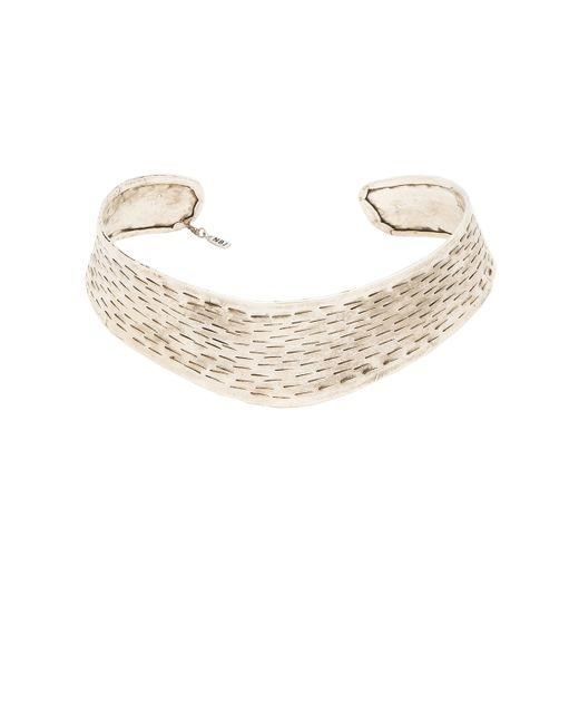 Natalie B. Jewelry | Metallic The Yev Collar | Lyst