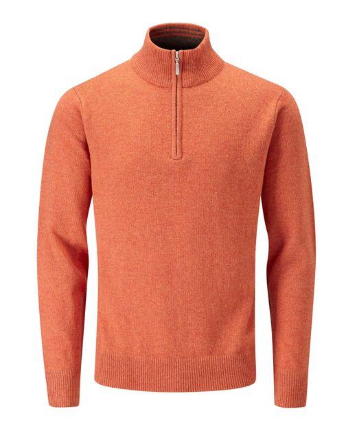 Skopes | Orange Mull Knitwear for Men | Lyst