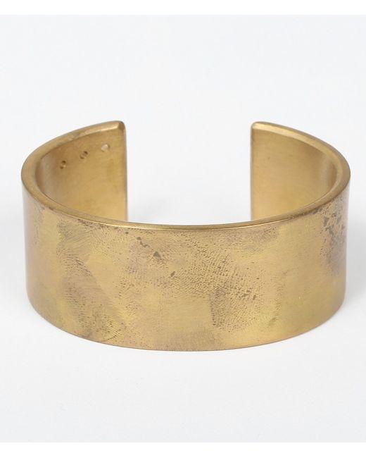 Marmol Radziner | Metallic Women's Cuff - Wide | Lyst