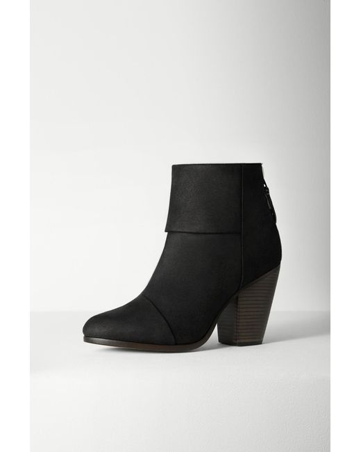 Rag & Bone | Black Classic Newbury Boot | Lyst