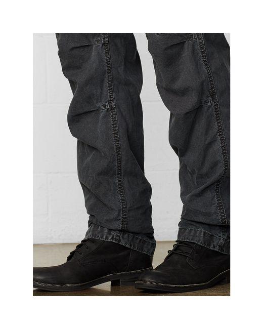 Denim & Supply Ralph Lauren | Black Slim-fit Field Cargo Pant for Men | Lyst