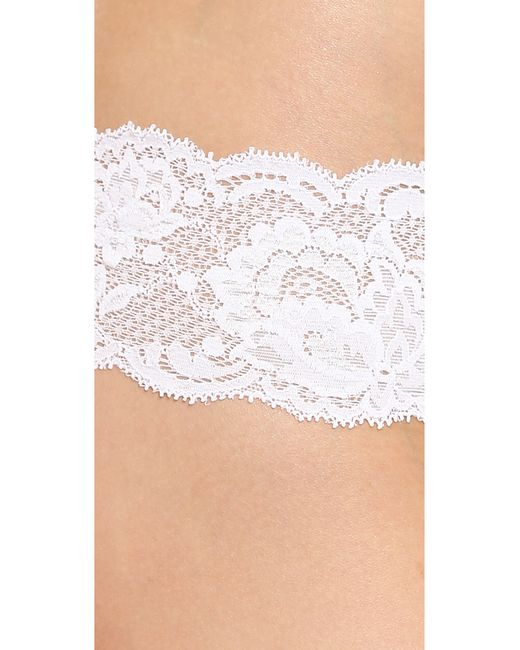 Cosabella | White Never Say Never Lovelie Thong | Lyst