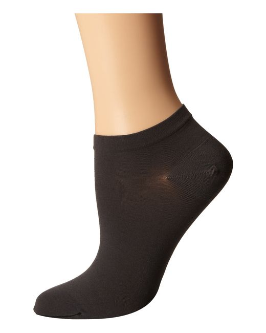 Wolford | Gray Sneaker Cotton Socks | Lyst