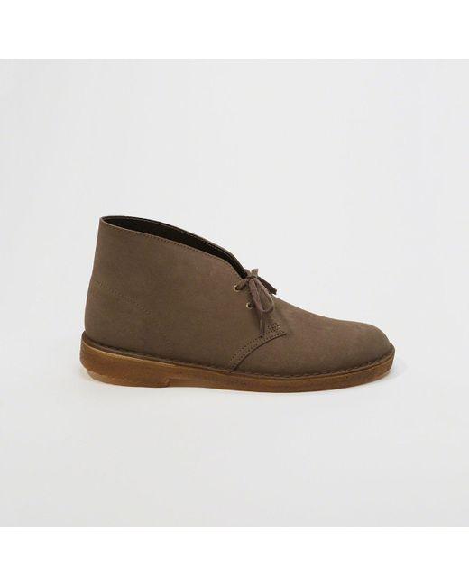 Abercrombie & Fitch | Multicolor Clarks Desert Boot for Men | Lyst