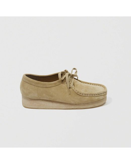 Abercrombie & Fitch - Multicolor Clarks Wallabee Shoes - Lyst