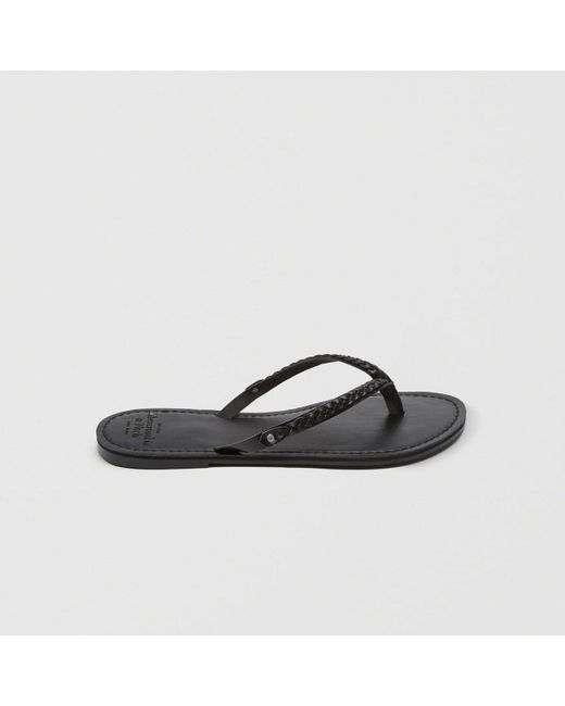 Abercrombie & Fitch | Multicolor Braided Sandals | Lyst