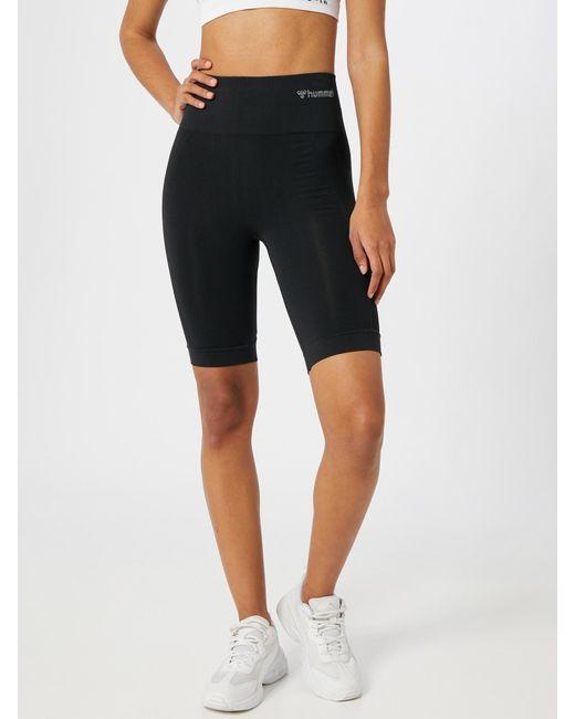 Hummel Black Shorts 'Tif'