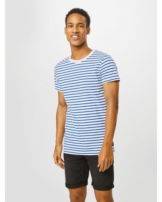 Tom Tailor Denim T-Shirt in Blue für Herren