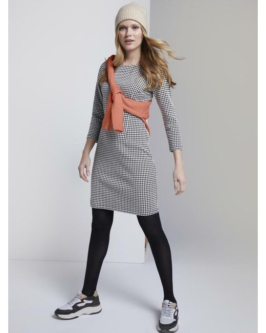 Tom Tailor Multicolor Kleid