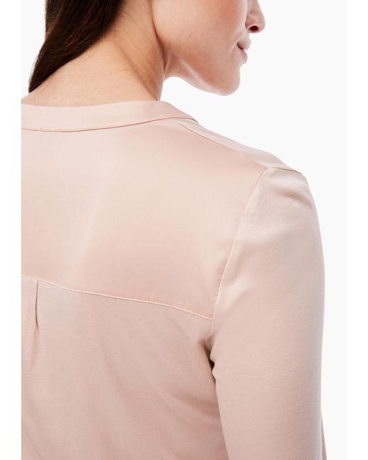 s.Oliver BLACK LABEL Multicolor Shirt
