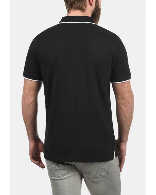 Shine Original Poloshirt 'Erik' in Black für Herren
