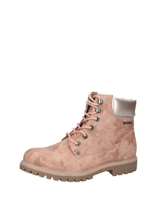 Tom Tailor Natural Stiefelette