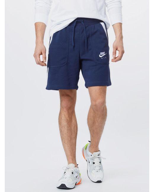 Nike Hose in Blue für Herren