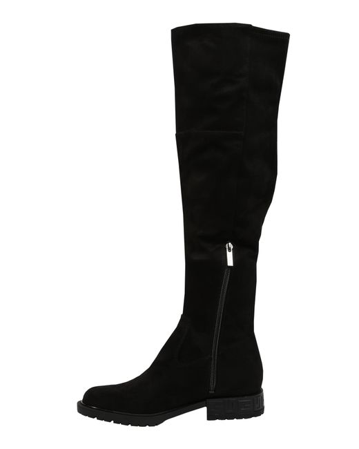 Guess Black Stiefel