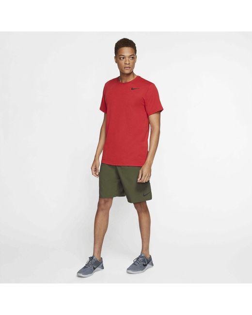 Nike Funktionsshirt in Red für Herren
