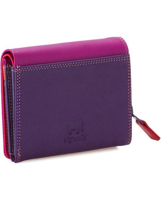 Mywalit Purple Geldbörse