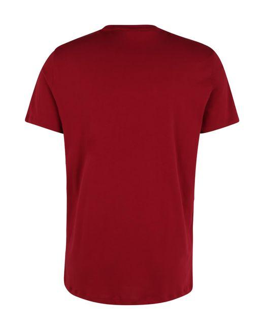 BOSS by Hugo Boss T-Shirt in Red für Herren