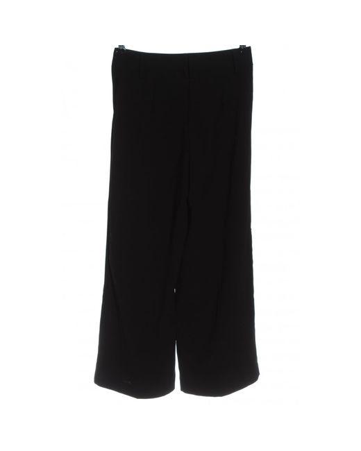 H&M Black Baggy Pants