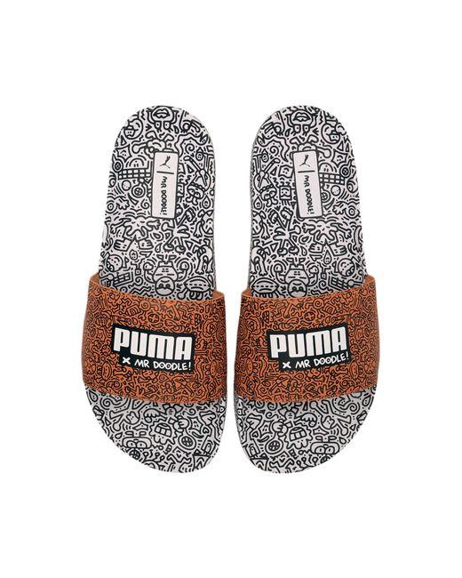 PUMA Leadcat 20 Sandalen in Multicolor für Herren