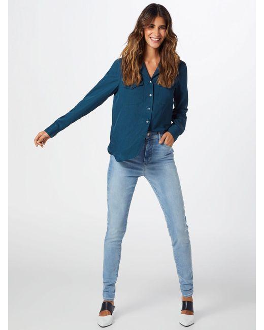 Levi's Blue Jeans 'Mile'