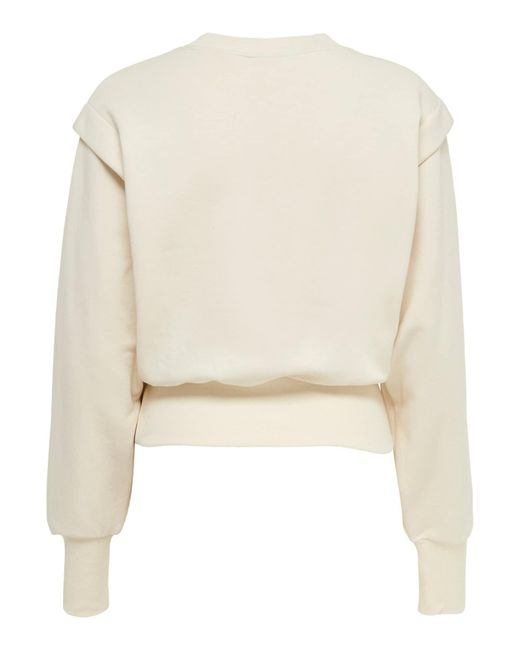 ONLY Natural Sweatshirt