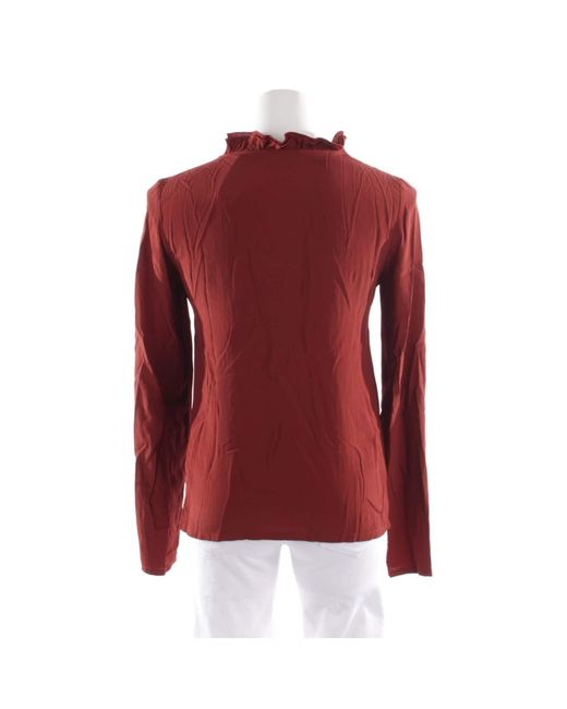 Patrizia Pepe Red Bluse