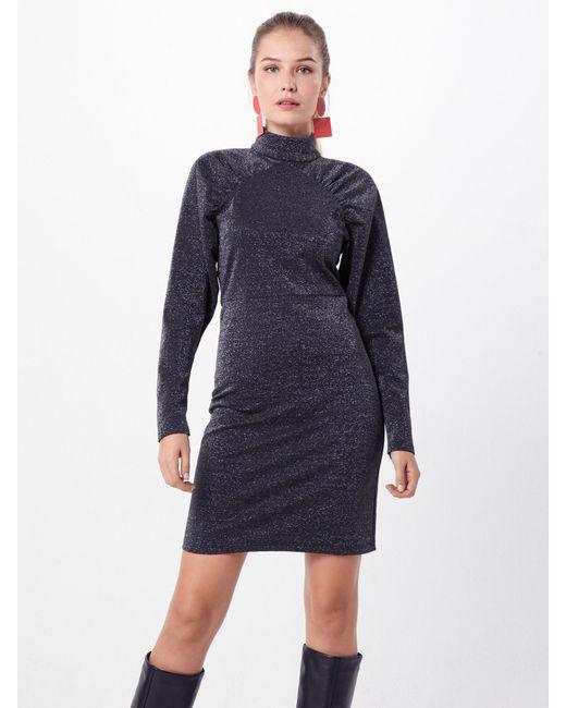 NORR Blue Kleid 'Una'