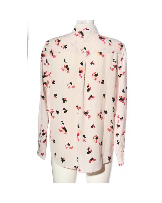 H&M Pink Hemd-Bluse
