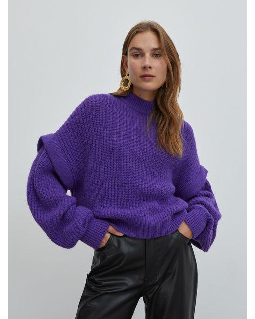 EDITED Purple Pullover 'Jorina'
