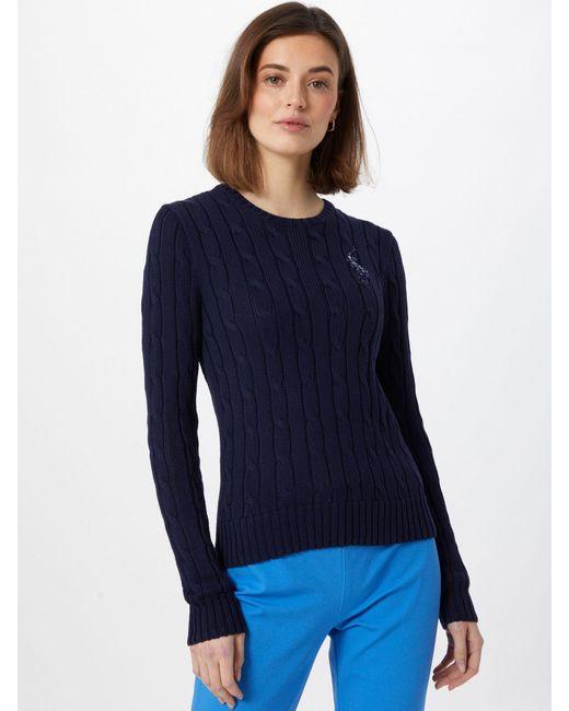 Polo Ralph Lauren Blue Pullover