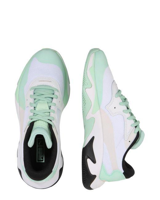 PUMA Green Sneaker 'Storm'