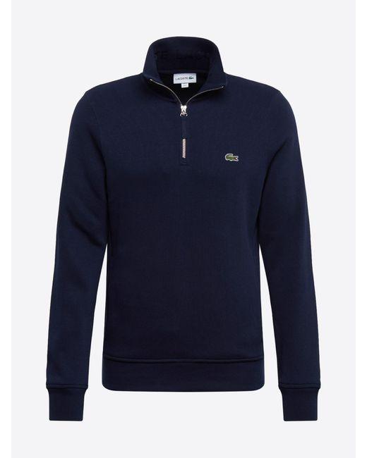 Lacoste Sweatshirt in Blue für Herren
