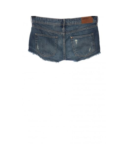 H&M Blue Jeansshorts