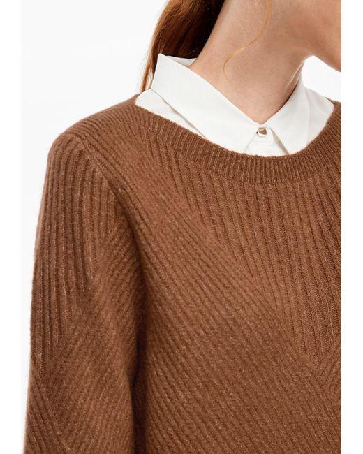 S.oliver Brown Pullover