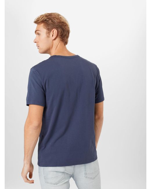 Dickies T-Shirt 'Philomont' in Blue für Herren