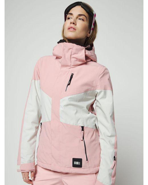 O'neill Sportswear Pink Skijacke 'PW CORAL'