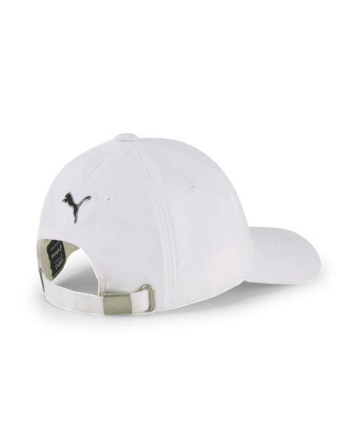 PUMA White Cap 'P Adjustable'