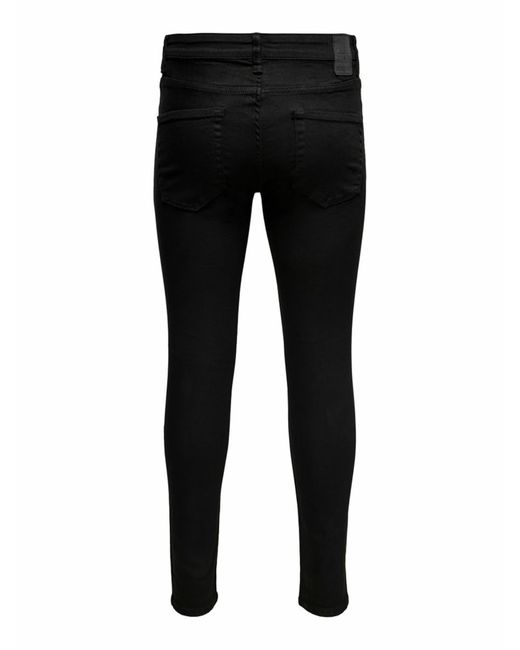 Only & Sons Jeans ONSWARP' in Black für Herren