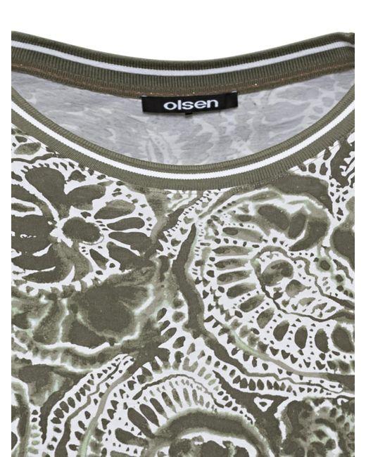 Olsen Multicolor T-Shirt 'Clara'