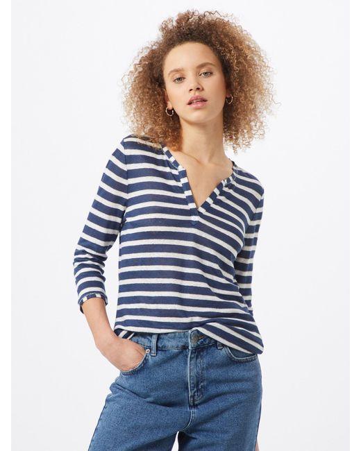 Brax Blue Shirt 'Claire'