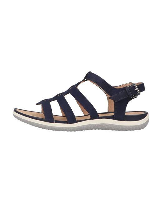 Geox Blue Sandale