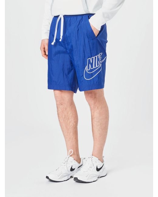 Nike Hose 'Alumni' in Blue für Herren