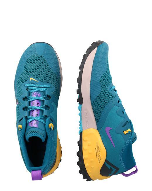Nike Laufschuh 'Wildhorse 7' in Blue für Herren