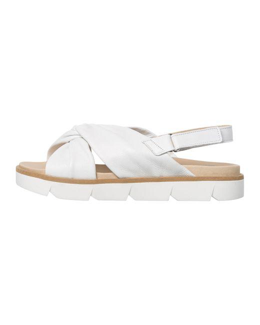 Brax White Sandale