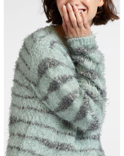 Sandwich Blue Pullover